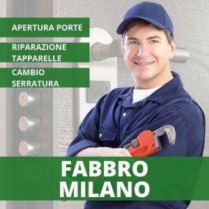 Fabbro a Milano Quartiere Le Terrazze